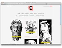 Website - Mehdi Rouchiche