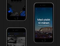 Website NUNO Arkitektur