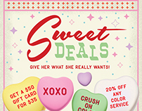 Kenneth Shuler Valentine Specials Poster
