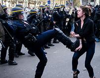 Manifestations Paris Loi Travail