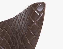 Roxy Arketipo armchair 3D models&visualization