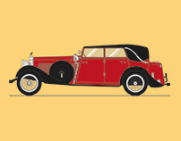 Pocher K75 Rolls Royce