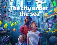 SEALIFE - The City Under the Sea