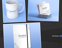 Dimofinf Brand Identity