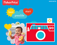Fisher-Price: Be a Fisher-Price Baby! Sweepstakes