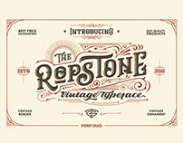 Ropstone Typeface (FREE DEMO)