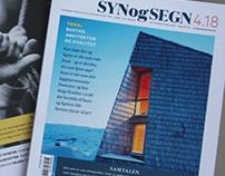 Syn og Segn. Magazine