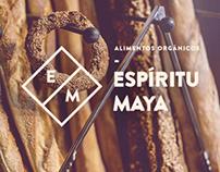 Espíritu Maya: Brand Identity