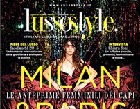 LussoStyle #24 - Aprile 2015
