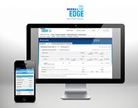 Online brokerage site