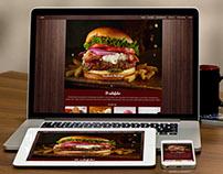 Jack's Grill & Sportsbar Webdesign hovedprosjekt
