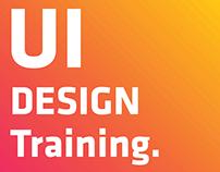 My UI Design Training