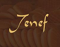 Jenef - Branding