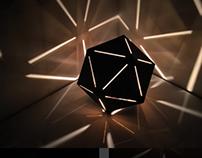 Portal light black