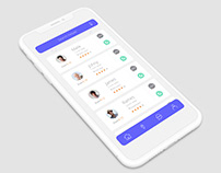 Helper UI design