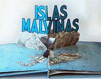 """Pop Up """"Historia de las Islas Malvinas"""""""