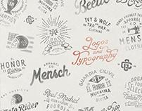 Logos & Typography 2015