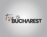 Trip to Bucharest | Logo Design