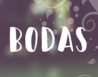 Versiones Catálogo Bodas