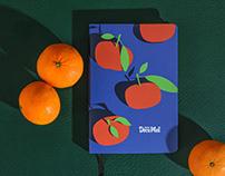 Doce Mel — Brand Illustrations