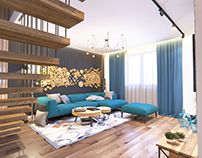 Lounge loft