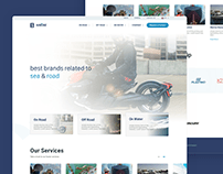 Samaco Marine WebSite