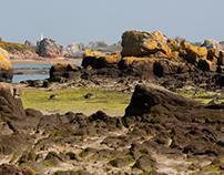 Île de Bréhat en Bretagne