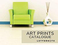 Letternote Catalogue