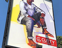 CUTTY - Summer 2019 Campaign
