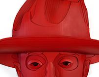 Pharrell Head