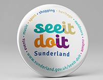 Branding & Graphic Design: see it do it Sunderland