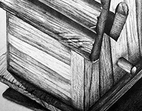 Dessin d'observation / Réalisme et texture
