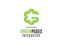 GreenPages Interactive Logo