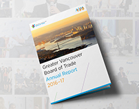 Greater Vancouver Board of Trade Annual Report 2016-17
