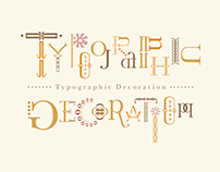 Typographic Decoration