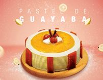 PASTEL DE GUAYABA_AIS BAKERY