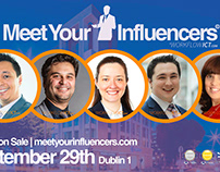 Meet Your Influencers© DRIVEN CAMPAIGNS