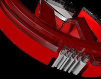 Motion Arts 3D Logo Animation