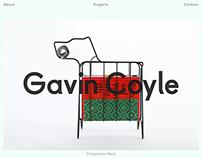 Gavin Coyle - ID + Website