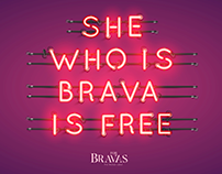 She who Is Brava is free