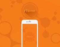 Memoot Flat App UI Kit