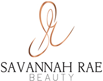 Logo Design: Savannah Rae Beauty