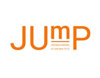 JUMP // Crowdfunding Logo Animation