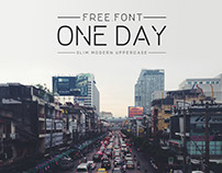 FREE One Day Typeface