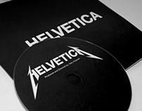 Helvetica Black Album