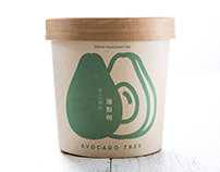 Avocado Tree - Fresh Handcrafted