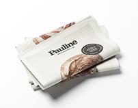 Pauline, honest bread - branding