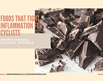 Andres Manuel Olivares Miranda | Inflammation and Food