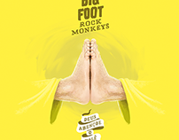 Call for Bands—Big Foot Rock Monkeys