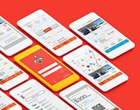 UI/UX: Refill App